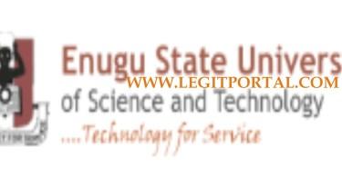 Enugu State University of Technology ESUT
