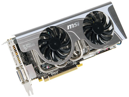 MSI R6870 Twin Frozr II Video Card