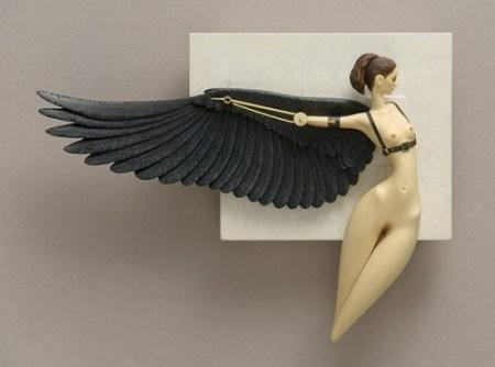 john morris sculpture