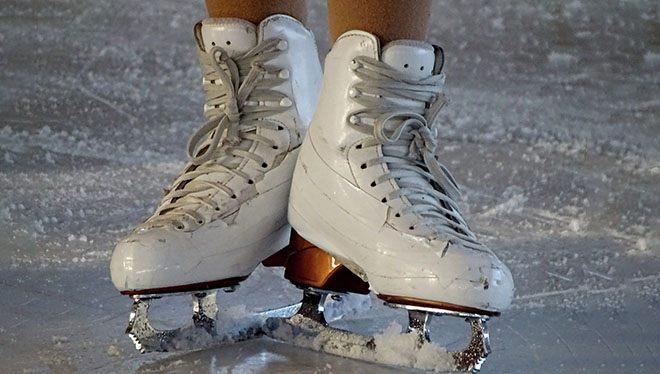 pige skøjteløb