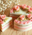 صابون کیک