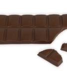 Fayans çikolata