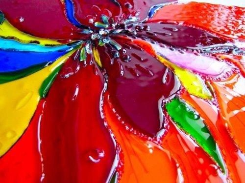 post_59aab8c2dfe9e Мозаичное стекло, как материал для творческого процесса своими руками. Мозаика из стекла своими руками для кухни и в ванной с фото и видео Эскизы для мозаики из битых стекол