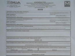Страхование для вида на жительство в Латвии