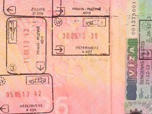 пограничный контроль внутри шенгенской зоны