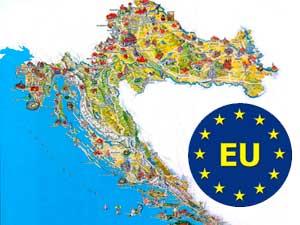 С 1 июля 2013 года граждане Хорватии, как и другие граждане Европейского Союза, могут свободно работать в Латвии
