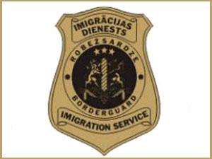 Нарушение иммиграционных правил в Латвии за 2013
