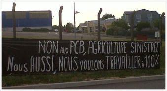 Disent des agriculteurs et des associations de défense...