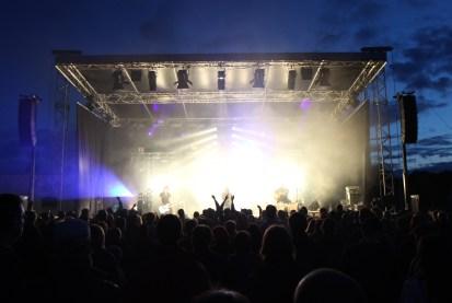 "La ""grande scène du Festival"""