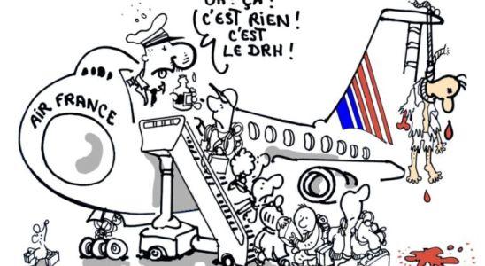Dessin publié avec l'aimable autorisation de Plantu - Paru dans Le Monde du 07/10/2015 -© Plantu, 2015. Tous droits réservés