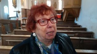 """Rosette qui vit maintenant à Paris, à l'origine de la démarche des """"Justes parmi les nations"""""""