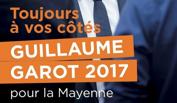 le slogan électorale de 2017