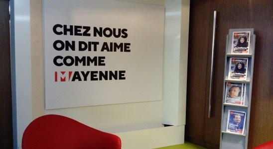 une des photos promotionnel de l'Espace M à Paris