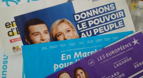 Les élections européennes de 2019