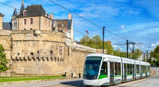 le tramway de Nantes