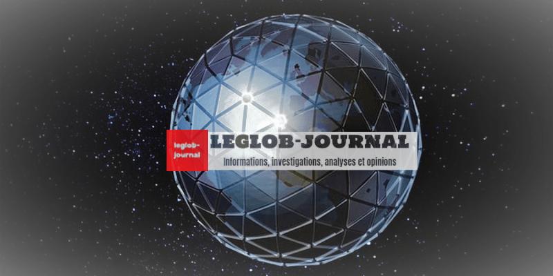 un des logos leglob-journal