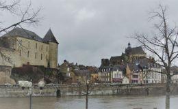 le château de Mayenne