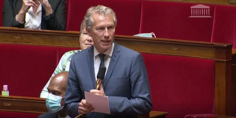 Guillaume Garot a l'assemblé