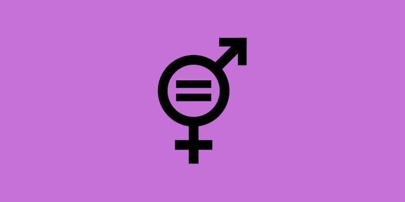Un symbole de la séparation des sexes