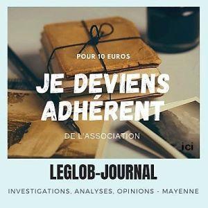 Adhérez à l'association leglob-journal