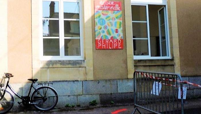 L'école maternelle et le radon