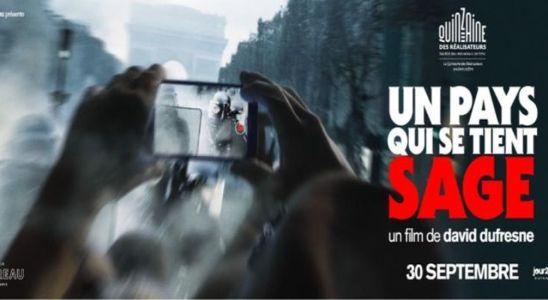 """Image promotionnel du film """"Un Pays qui se tient sage"""""""