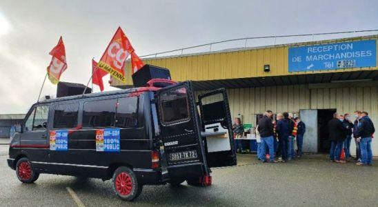 Rassemblement EDF contre Projet Hercule
