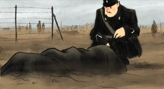 L'une des images tirés du film d'Aurel