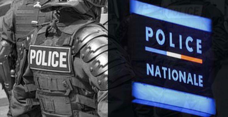 Police a Nantes pendant les Gilets Jaunes