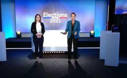 Débat Départementales sur France 3