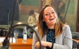 Camille Petron entre au CD de la Mayenne
