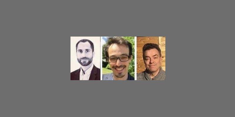 les trois référents LREM