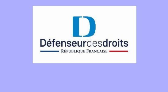 Le logo du Défenseur des Droits