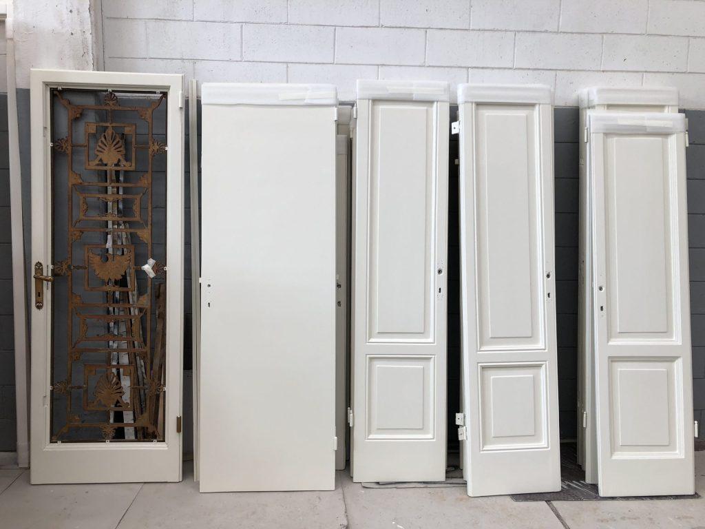 Foto Di Porte Antiche restauro porte interne-persiane-serramenti in legno - legno
