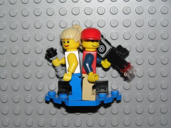 LEGO Universe Interviews