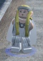 Galadriel in LEGO The Hobbit Video Game