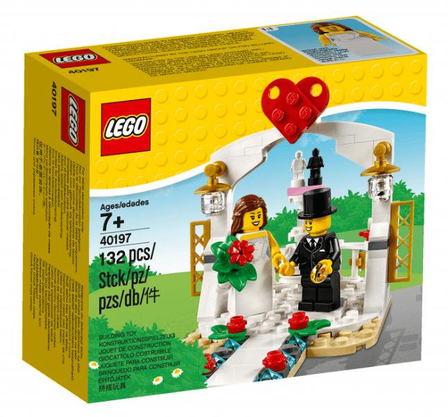 lego 40197 レゴ・ウェディング