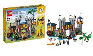 レゴ31120 中世のお城