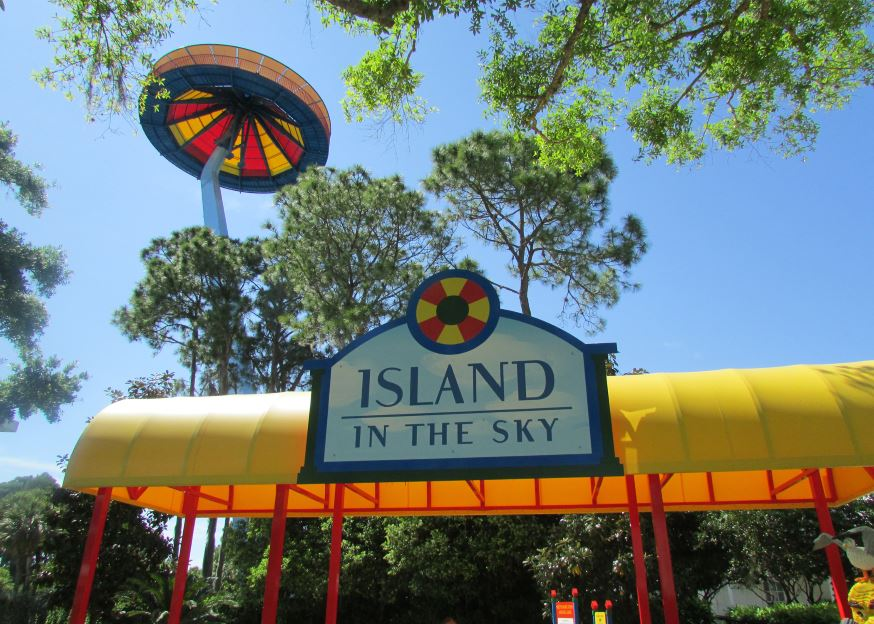 LEGOLAND Florida Island In The Sky