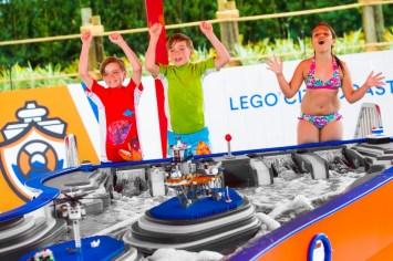 LEGOLAND Florida Water Park Build A Boat