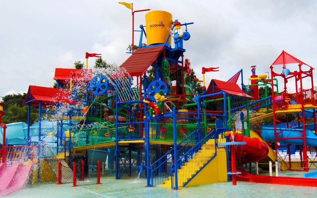 Splash Along to LEGOLAND Florida Water Park