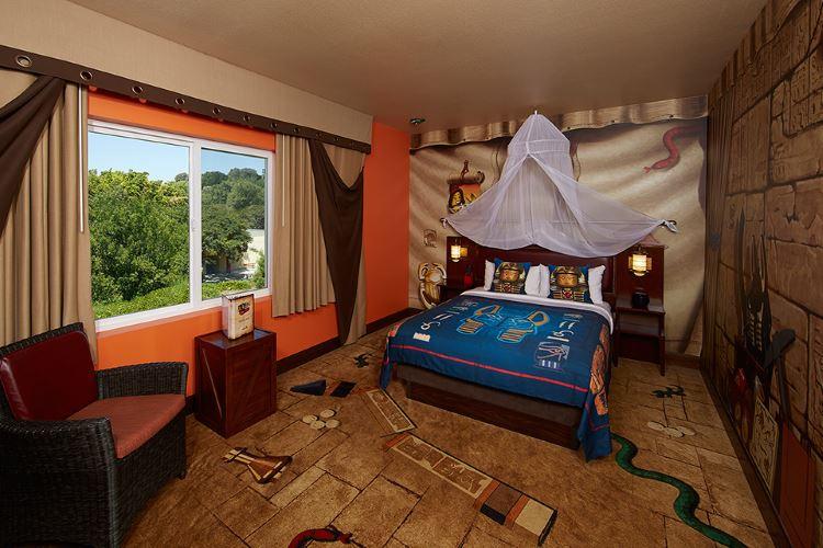 LEGOLAND Hotel Adventure Themed Room