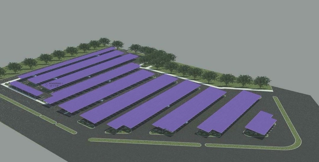 LEGOLAND Florida adding solar panel canopy to parking area