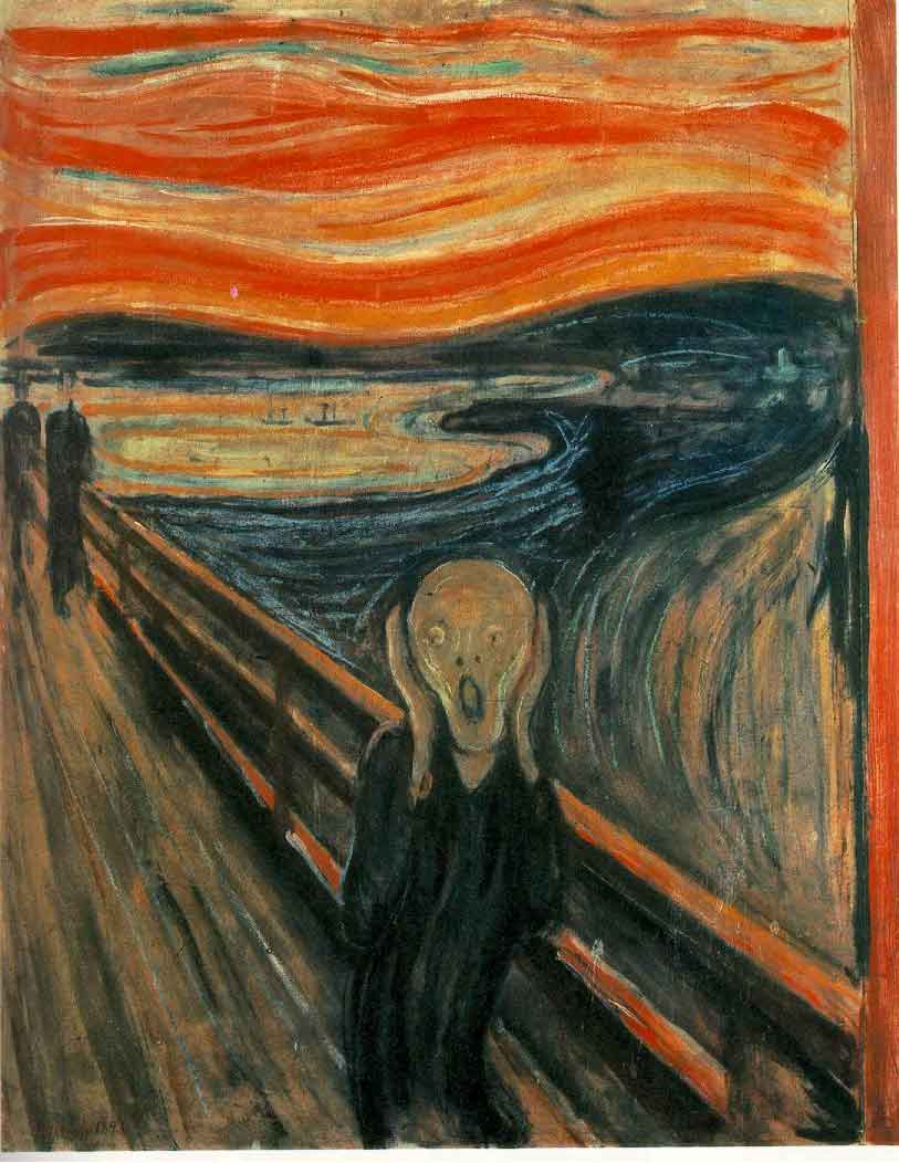 Scream Meaning: Meaning of The Scream (1893) Painting by Edvard Munch: Art Analysis
