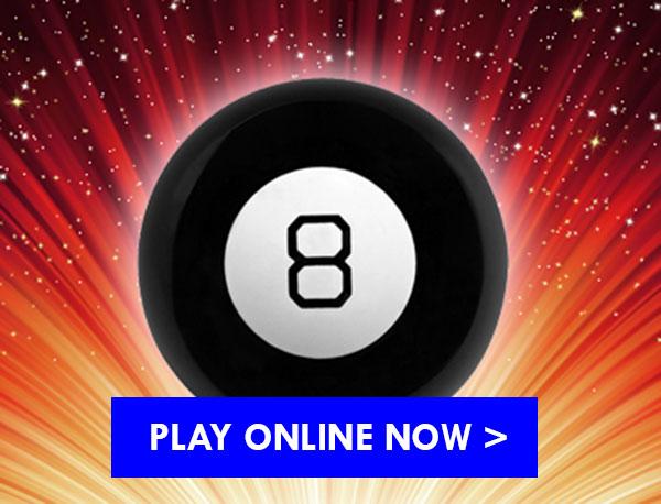 play Free online magic 8 ball game