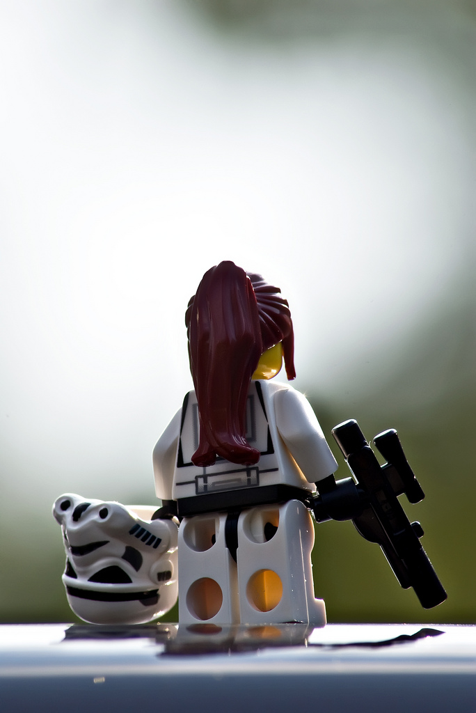 Stormtrooper  a LEGO a day