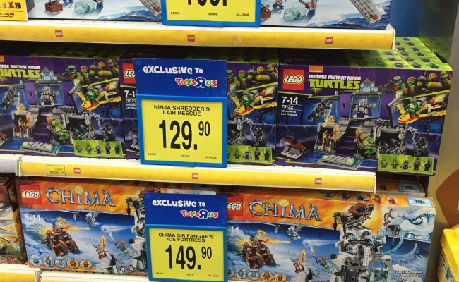 Toysrus Tampines Mall Field Report Lego Ops Singapore