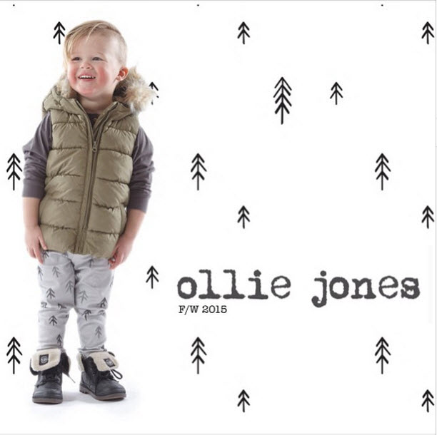 Ollie Jones - Arrows Leggings For Boys
