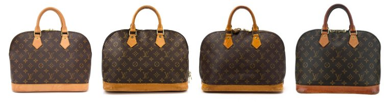 Louis-vuitton-alma-vachetta-patina-darkening-stages