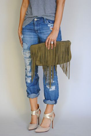 suede-fringe-clutch-$90